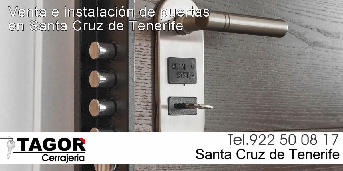 Puertas Blindadas Y Acorazadas En Santa Cruz De Tenerife Venta E Instalación